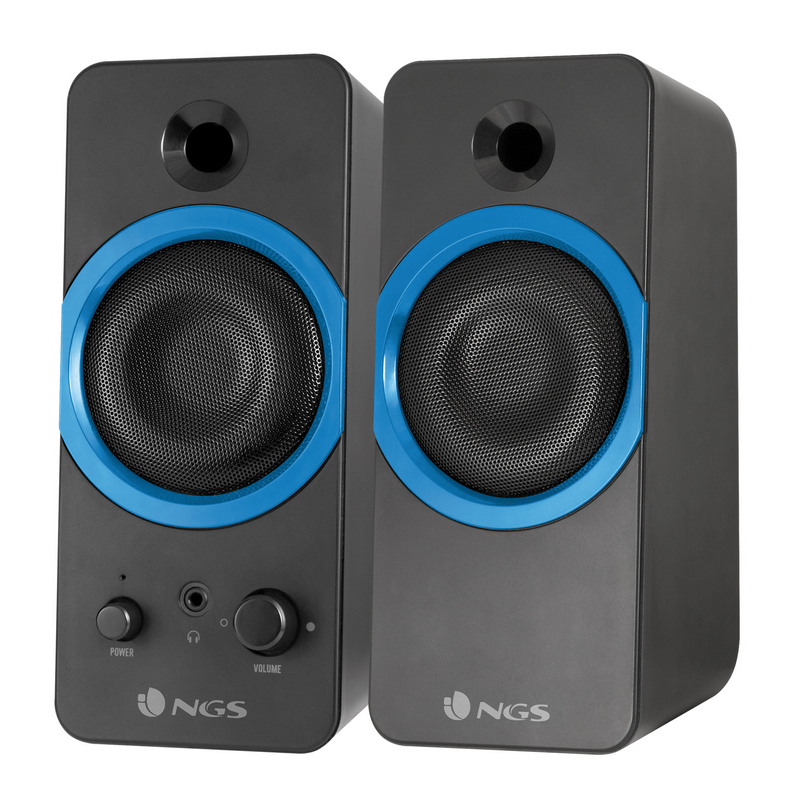NGS GSX-200 Altavoces 2.0 20W RMS
