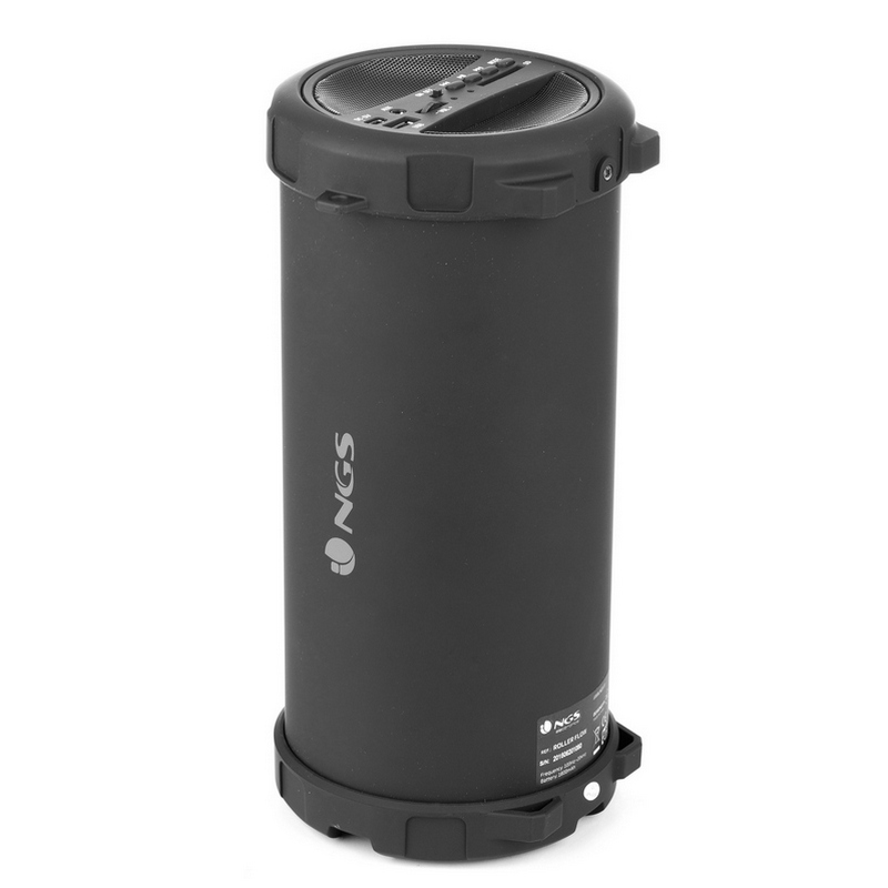 Ngs Roller Flow Altavoz Bluetooth 20w