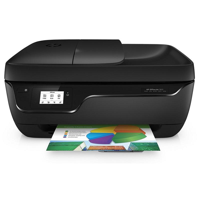 HP Officejet 3831 Multifunción Color Wifi