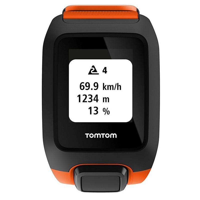 54db08b23 Reloj Deportivo Tomtom Adventurer Gps Naranja OZkiPXu