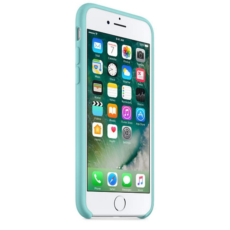 carcasa iphone 7 turquesa