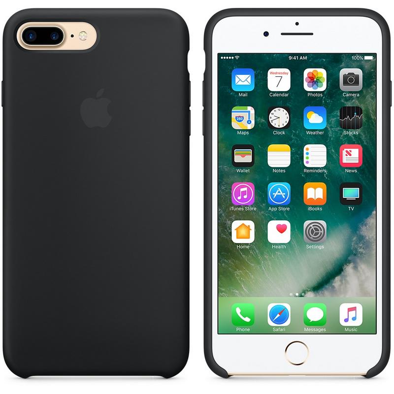 Funda Silicona Original iPhone 7 Plus