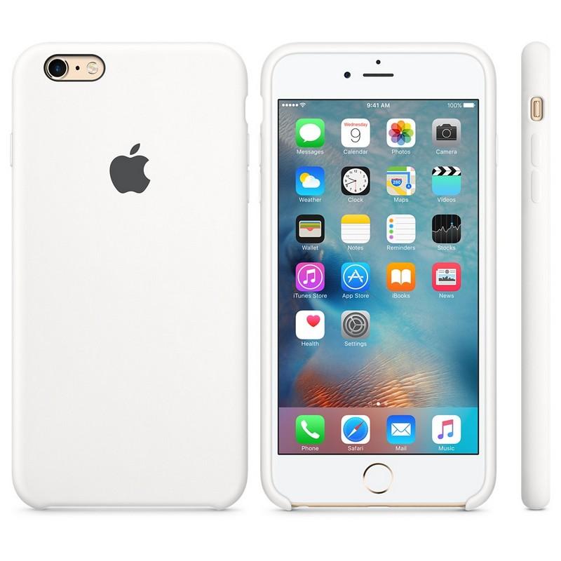 iphone 6s plus carcasa silicona