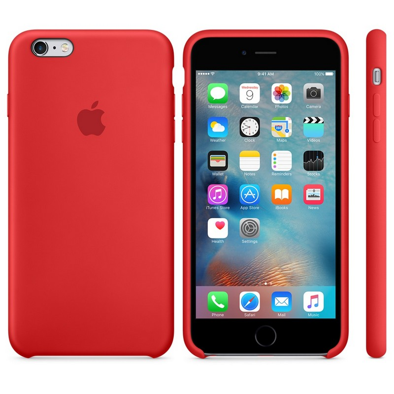 carcasa silicona iphone 6s plus