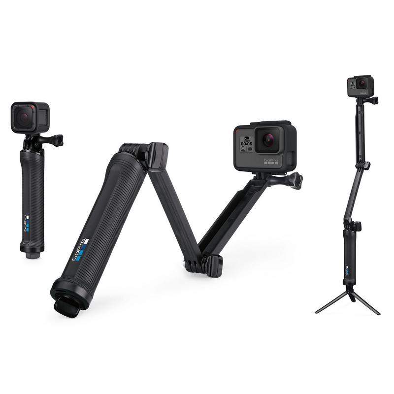 GoPro Hero 5 Black + Soporte 3 Modos