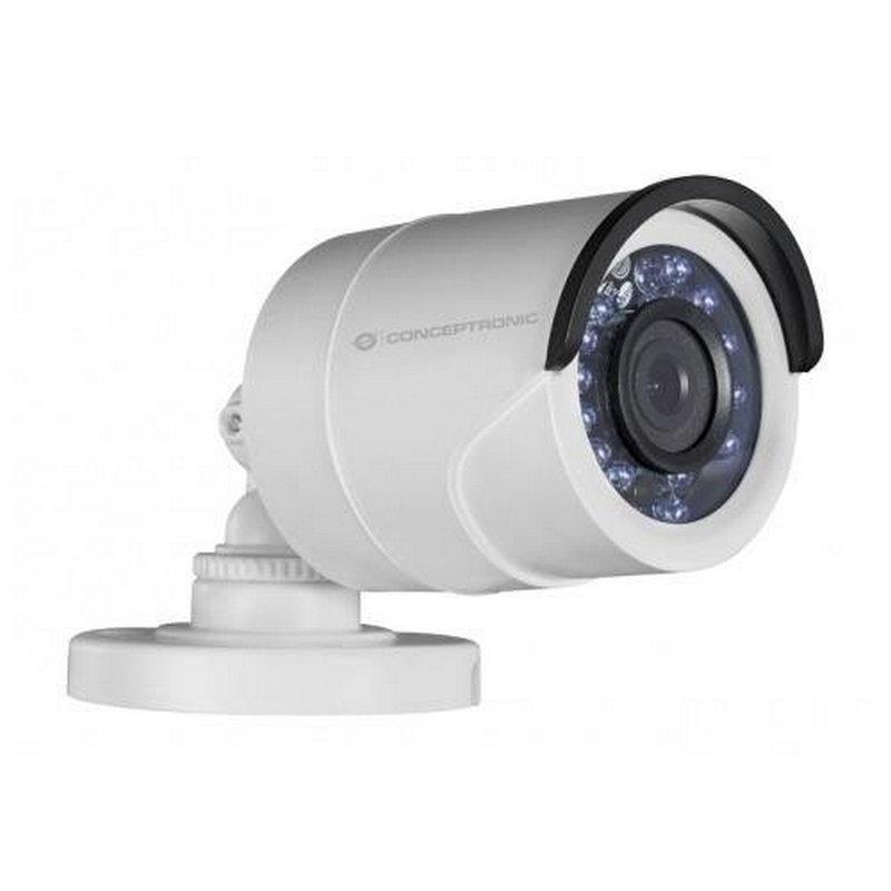 Conceptronic ccam1080tvi c mara de vigilancia interior y for Camara vigilancia exterior