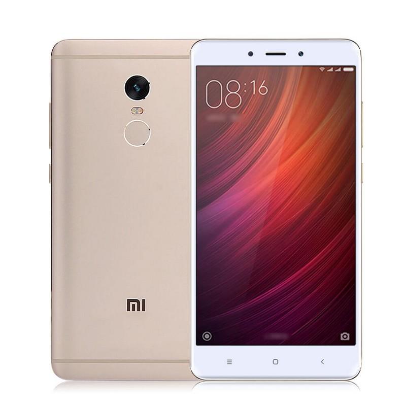 Xiaomi redmi note 4 3gb 32gb 4g dorado libre for Housse xiaomi redmi note 4
