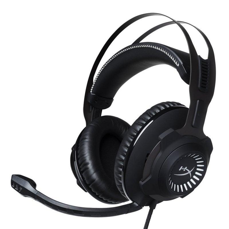 HyperX Revolver S Auriculares Gaming 7.1 Negro