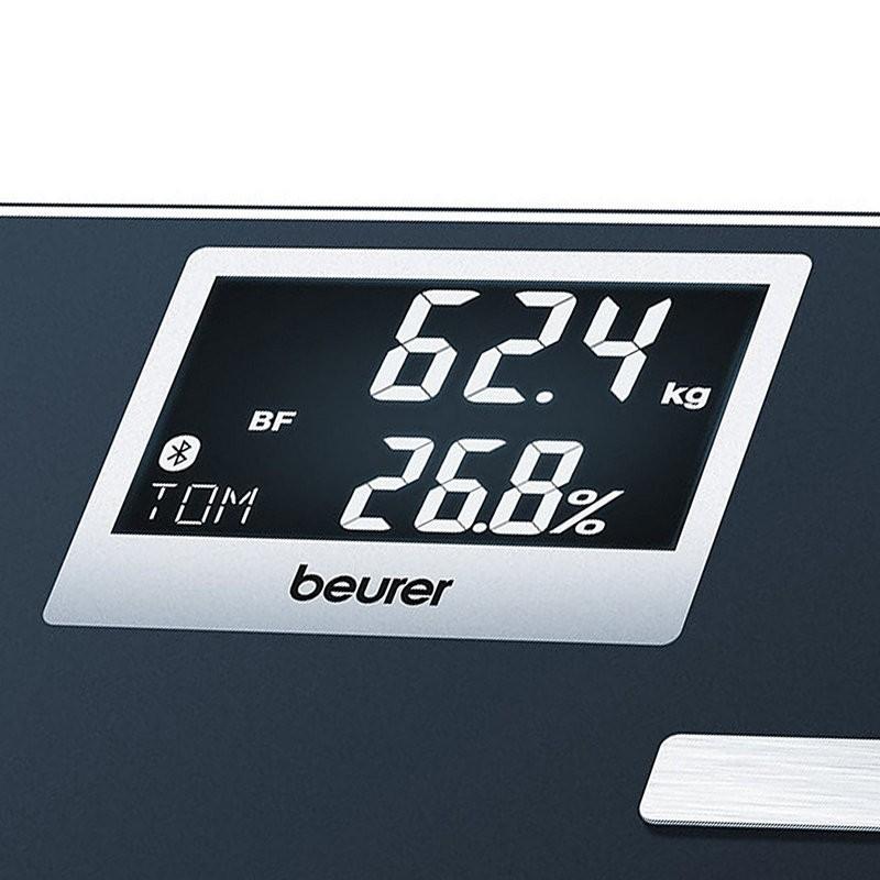Beurer BF-700 Báscula Diagnóstica Bluetooth