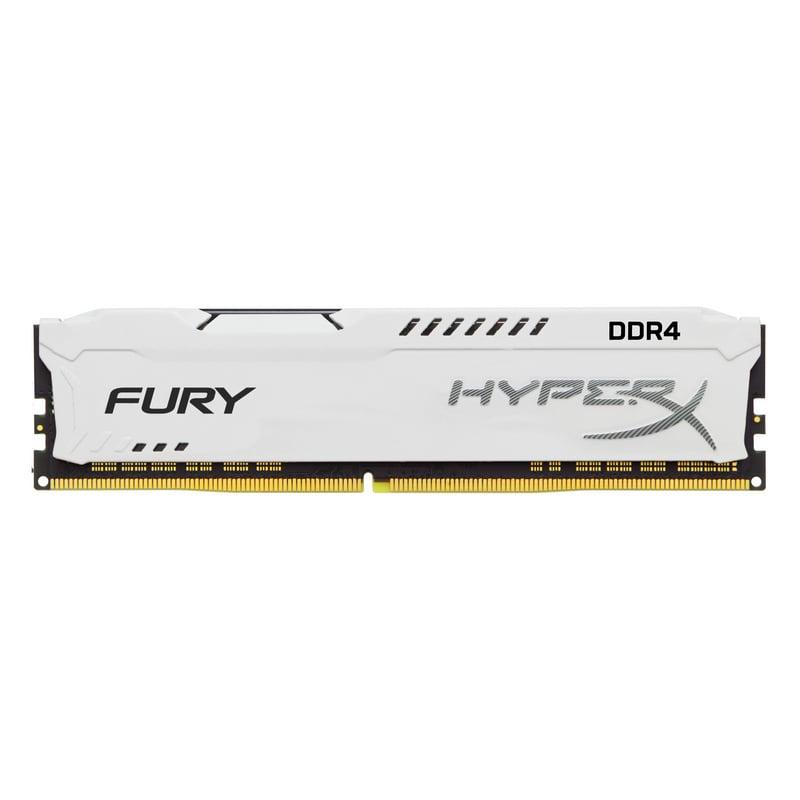 Kingston HyperX Fury White DDR4 2400Mhz