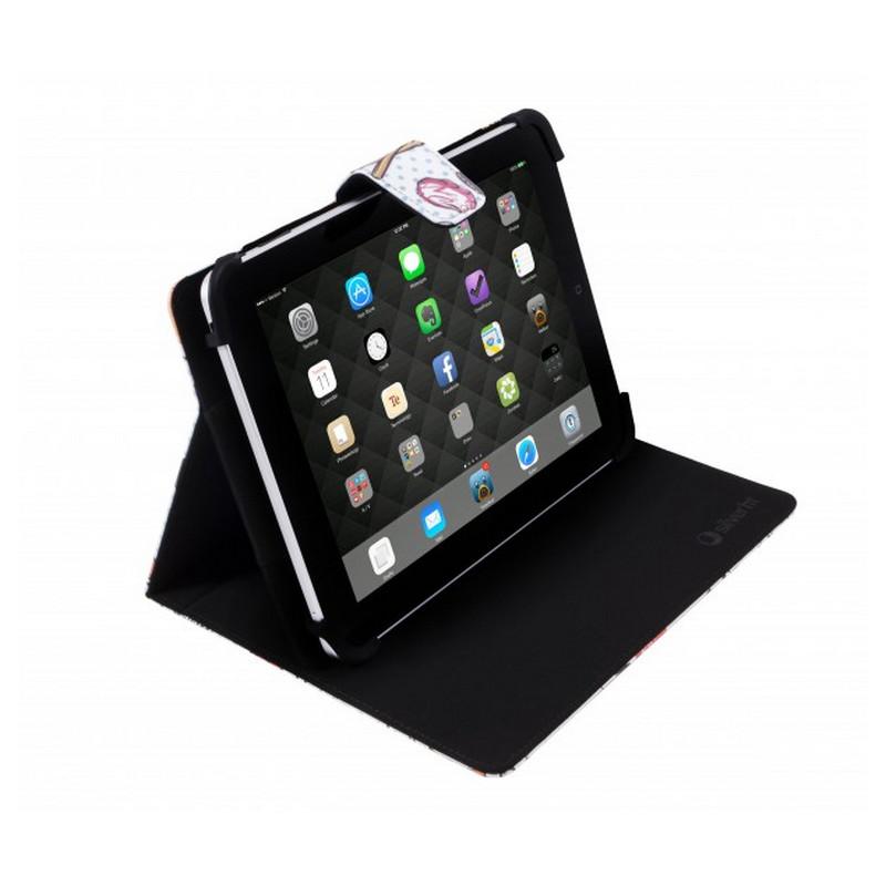 Silverht funda universal estampada sushi lover para tablet - Funda universal tablet 10 1 ...