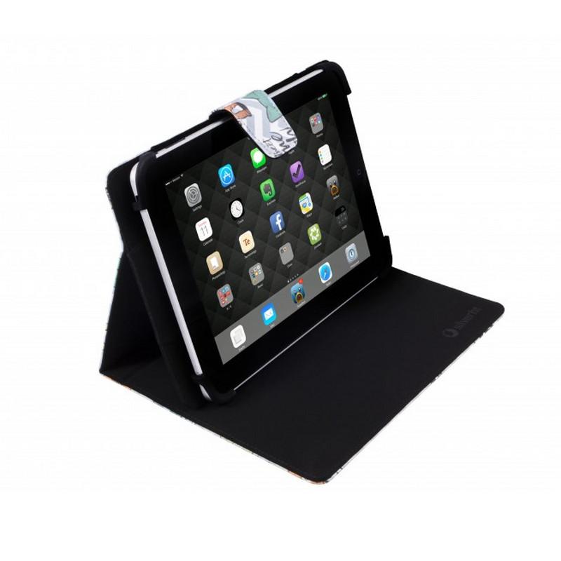 Silverht funda universal estampada icats para tablet 9 10 1 - Funda universal tablet 10 1 ...