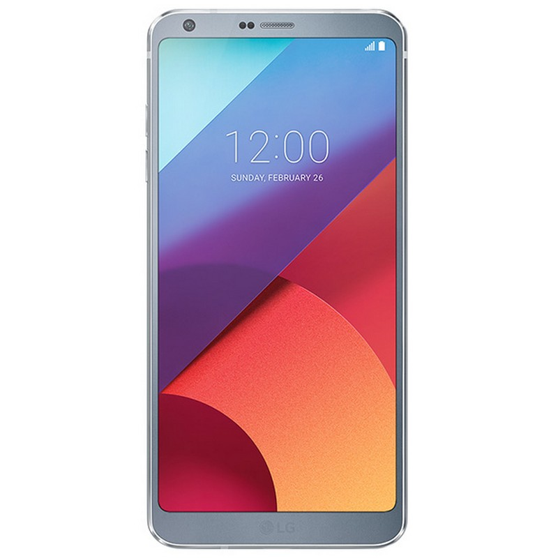 LG G6 32GB Plata Libre
