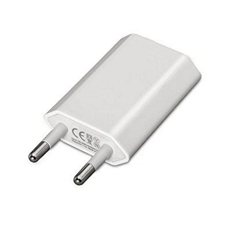 3884c2029d0 Nanocable Mini Cargador de Red USB 5V Blanco