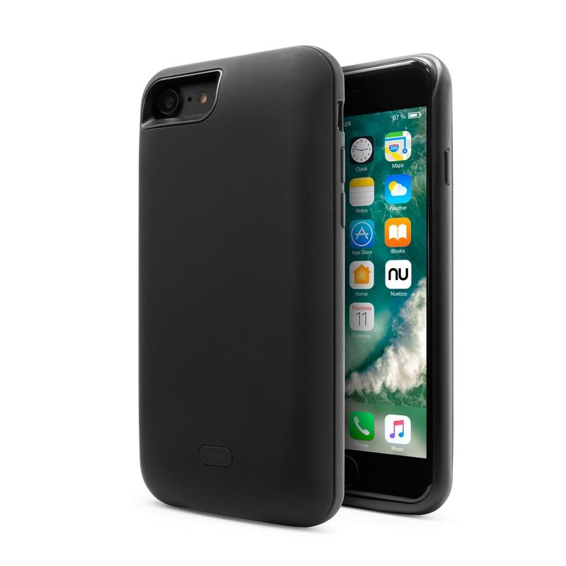 Unotec funda bater a 2600mah para iphone 7 for Funda bateria iphone