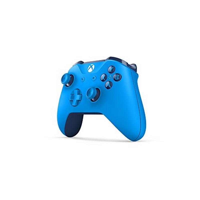 Microsoft Xbox One Gamepad Inalámbrico Azul