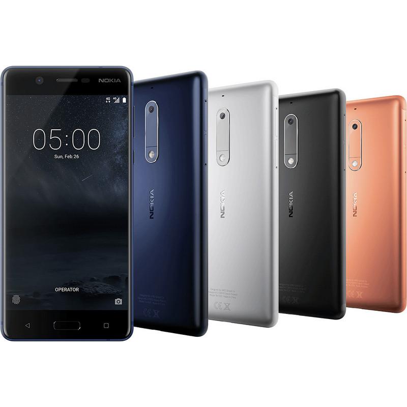 Nokia 5 Dual Sim Azul Libre