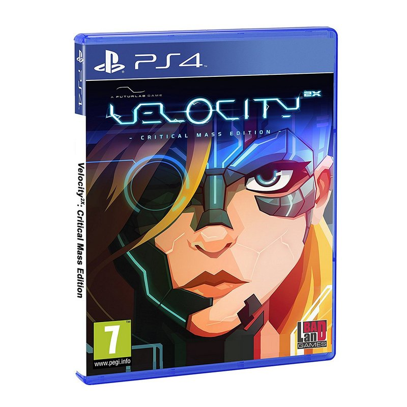 Velocity 2X Critical Mass Edition Ps4 - Consolas y Gaming-Juegos PS4-Badland Games