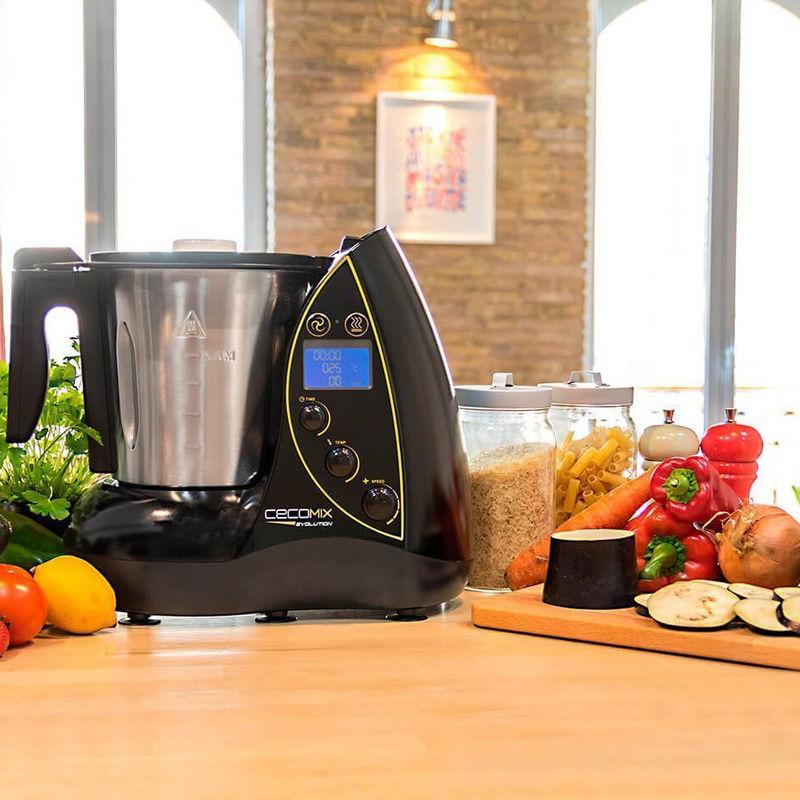 Cecotec Cecomix Evolution Robot de Cocina 1500W 44e9263cd82f
