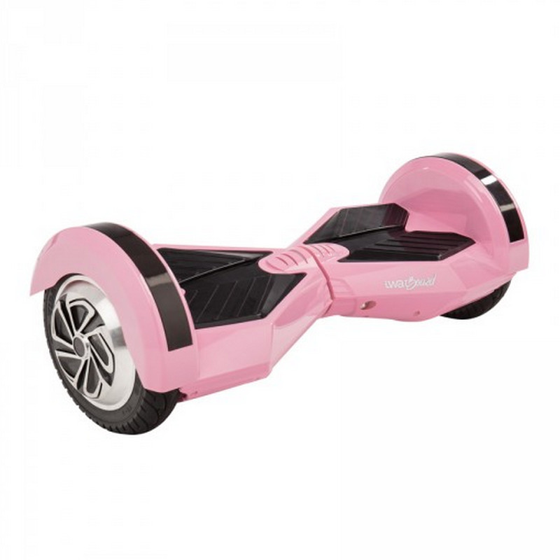 iwatboard i8 pat n el ctrico rosa