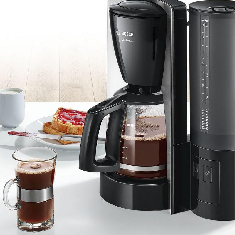 Bosch TKA6A643 Cafetera de Goteo 1200W |