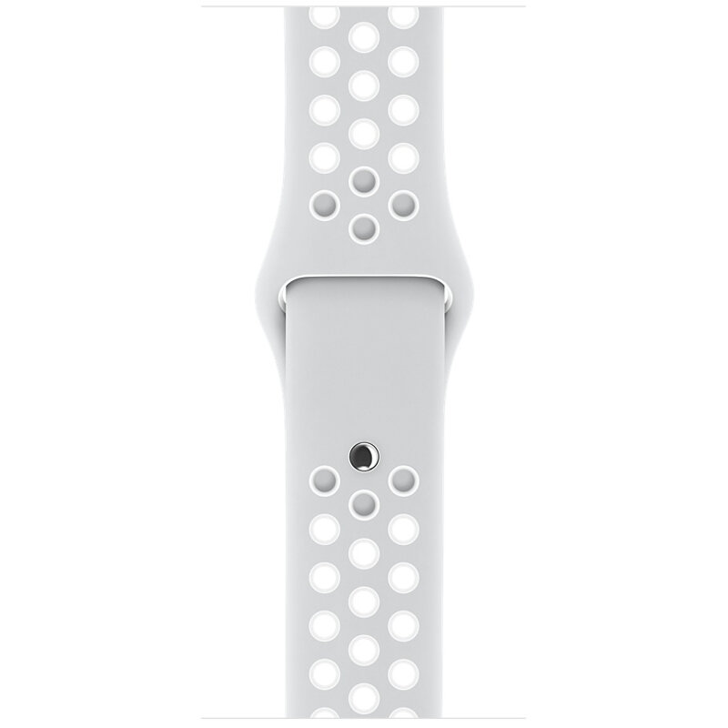 Apple Watch Series 2 Nike+ 42mm Plateada/Correa Nike Sport Platino ...