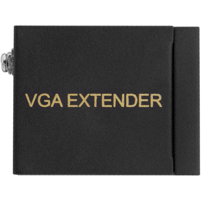 Unotec Extensor VGA por RJ45 hasta 60m