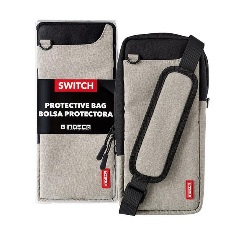 indeca switch  Indeca Bolsa Portátil para Nintendo Switch