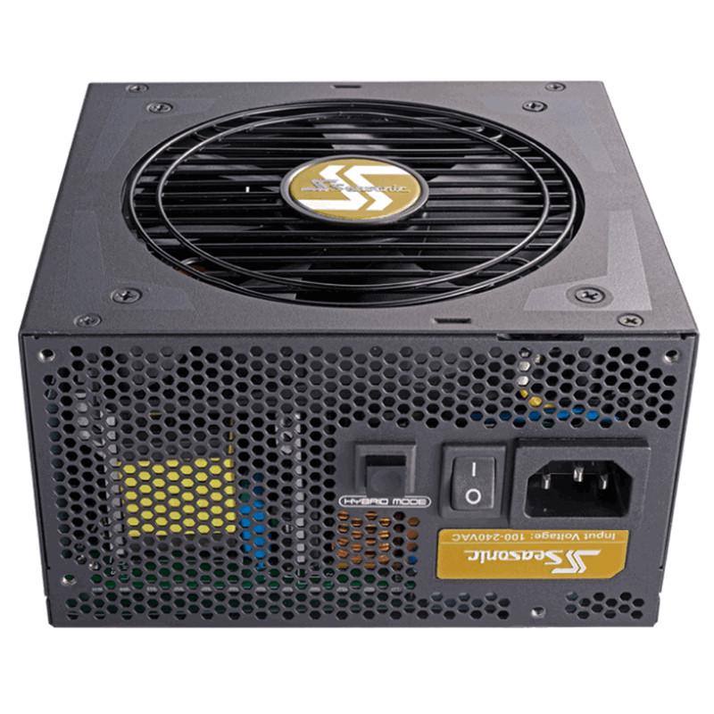Seasonic Focus+ 550W 80 Plus Gold Modular