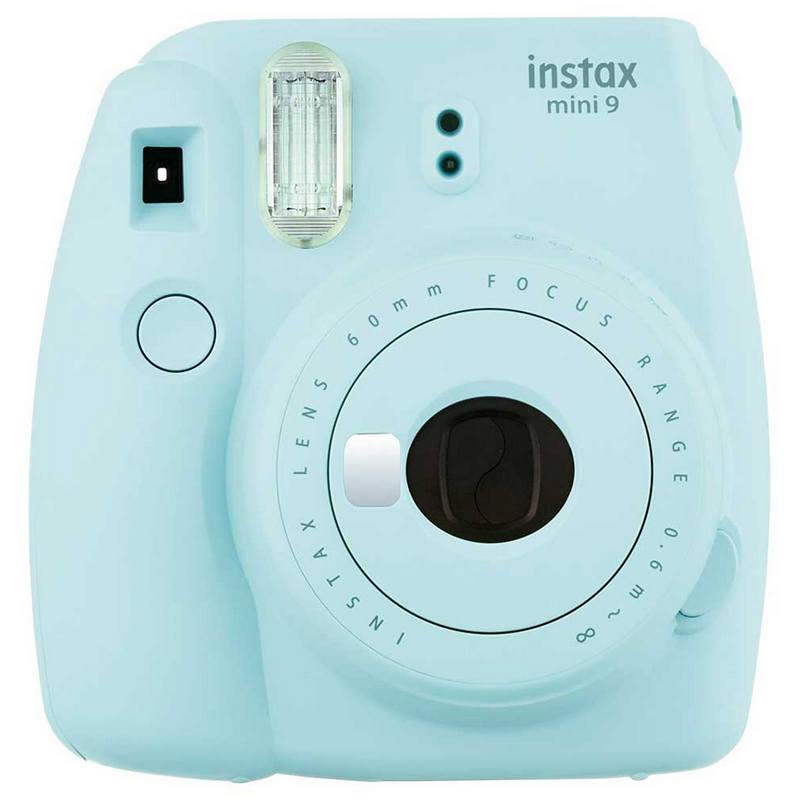 Fujifilm Instax Mini 9 Azul Hielo