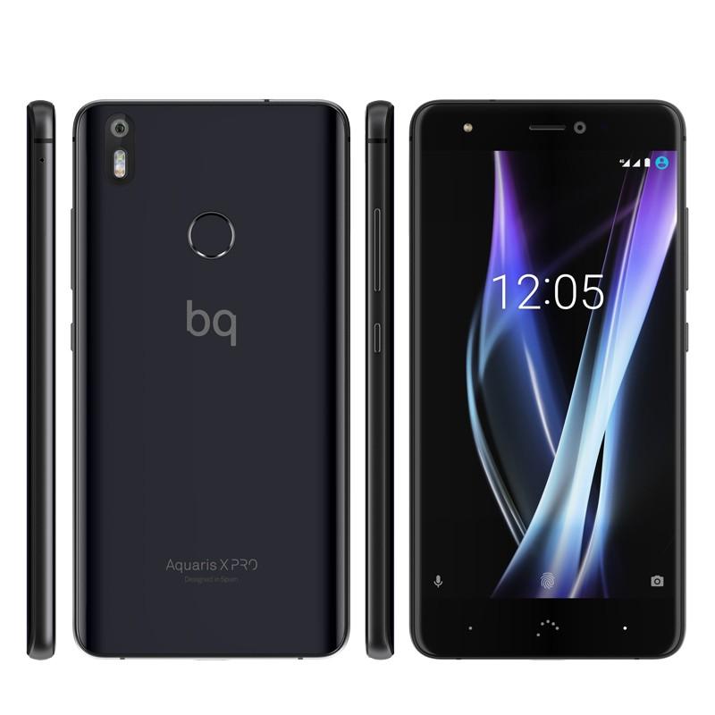 Bq Aquaris X Pro 128GB Dual Sim Negro Libre