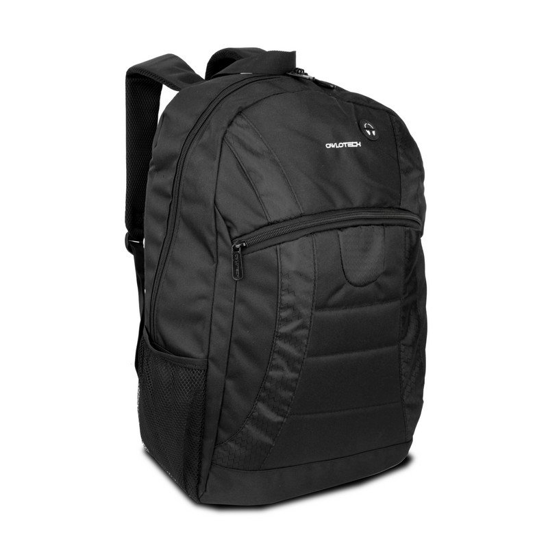 Owlotech backpack mochila para port til hasta 17 3 for Mochila oficina