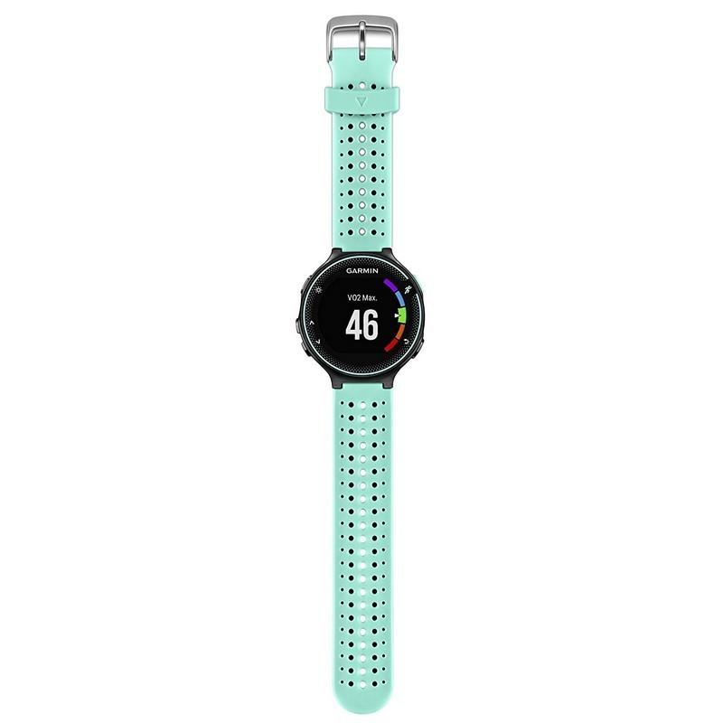 2304dabc65b2 Garmin Forerunner 235 Reloj Deportivo Negro Azul