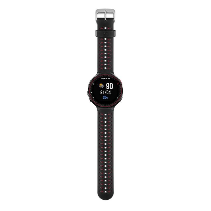 75604ccdaa8d Garmin Forerunner 235 Reloj Deportivo Negro Rojo