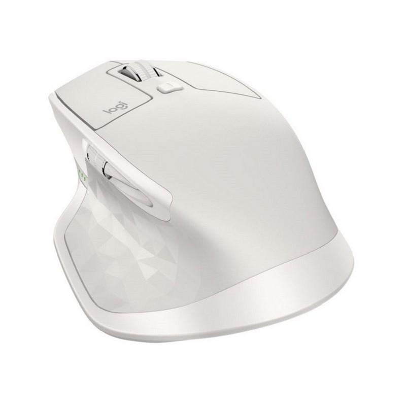 logitech mx master 2s raton inalambrico gris 1000dpi