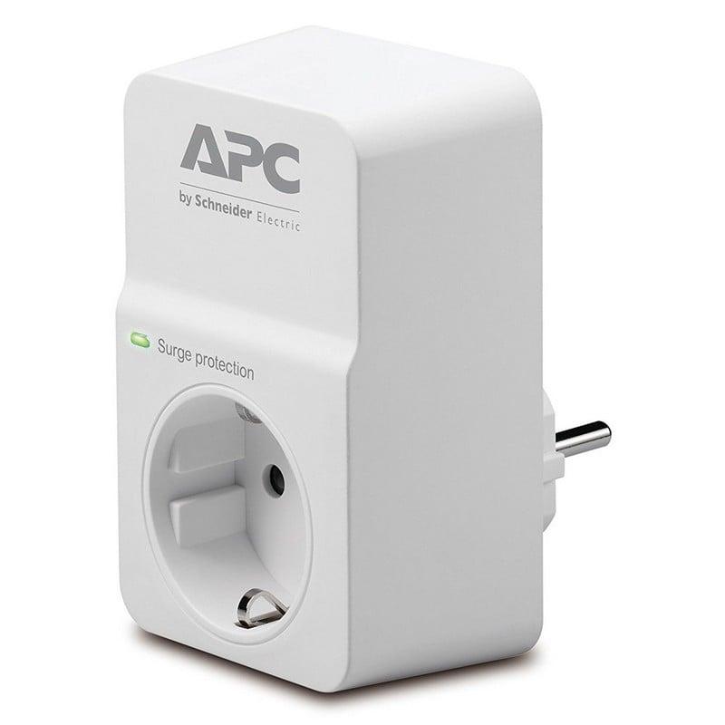 APC Essential SurgeArrest Protección contra Sobretensiones