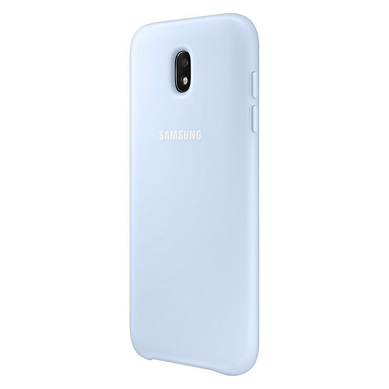 online store f665f 7195d Samsung Dual Layer Cover Azul para Galaxy J5 2017