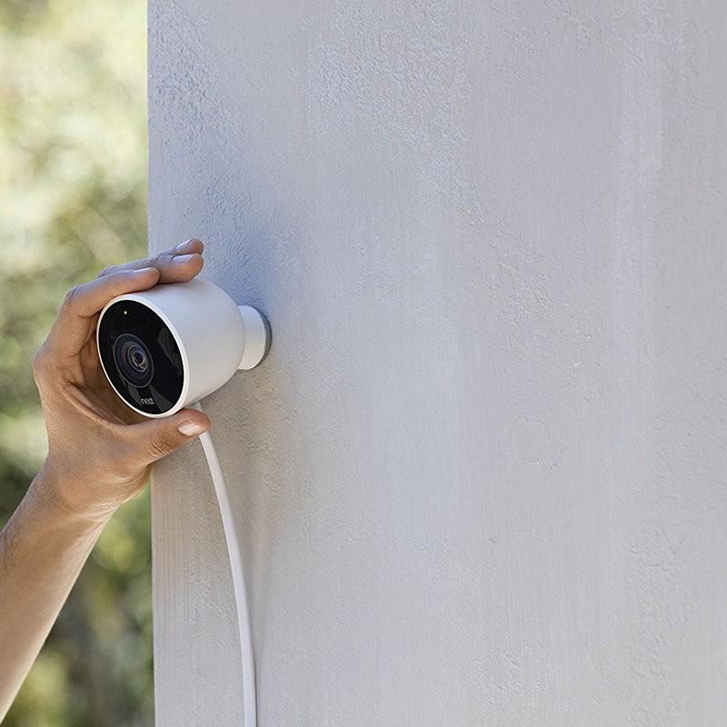 Nest NC2100IT C/ámara de Seguridad Blanco