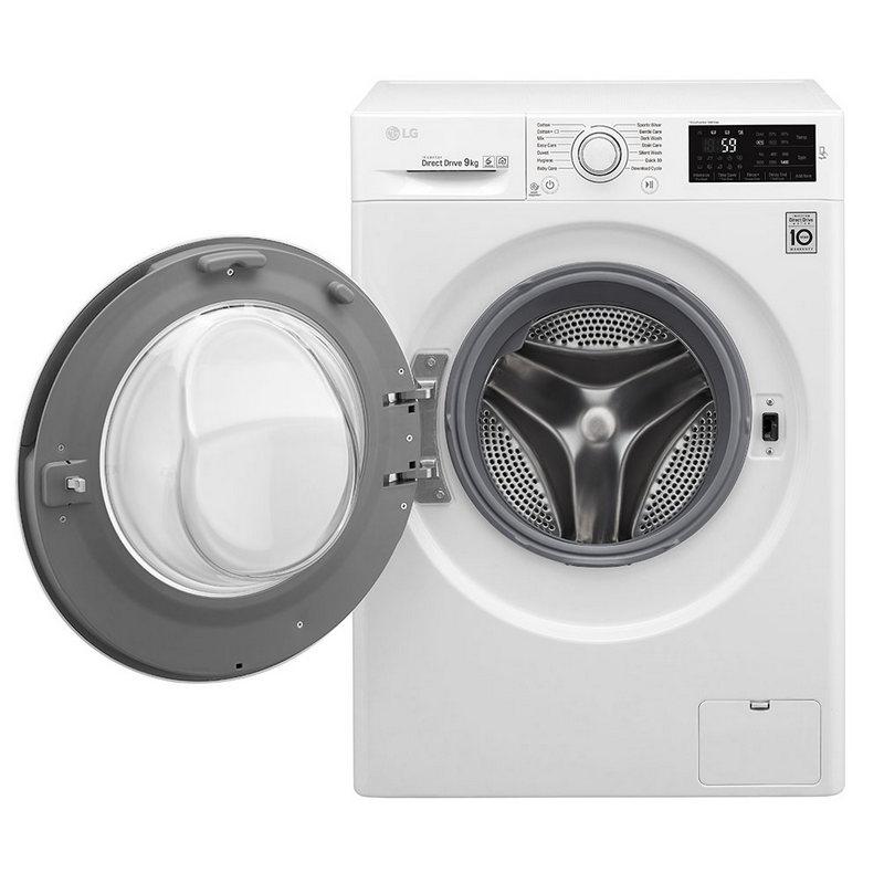 precio especial para 2019 auténtico tiendas populares LG F4J6VN0W Lavadora de Carga Frontal 9Kg A+++ Blanco