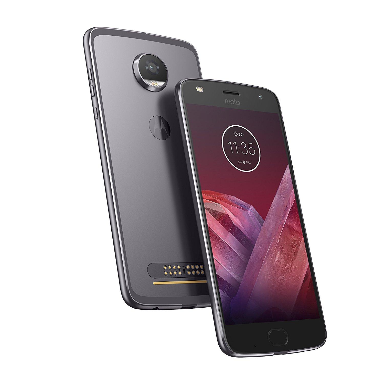 Amazon.com: Motorola Moto Z2 Play XT1710 (64GB) Dual SIM ...