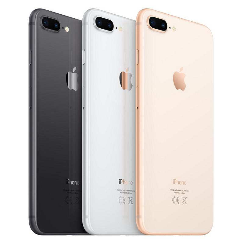 cfe036c936e Apple iPhone 8 Plus 256GB Gris Espacial Libre