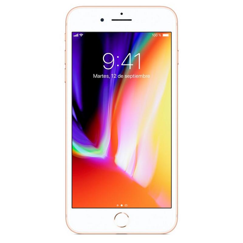 49198355664 Apple iPhone 8 Plus 256GB Dorado Libre