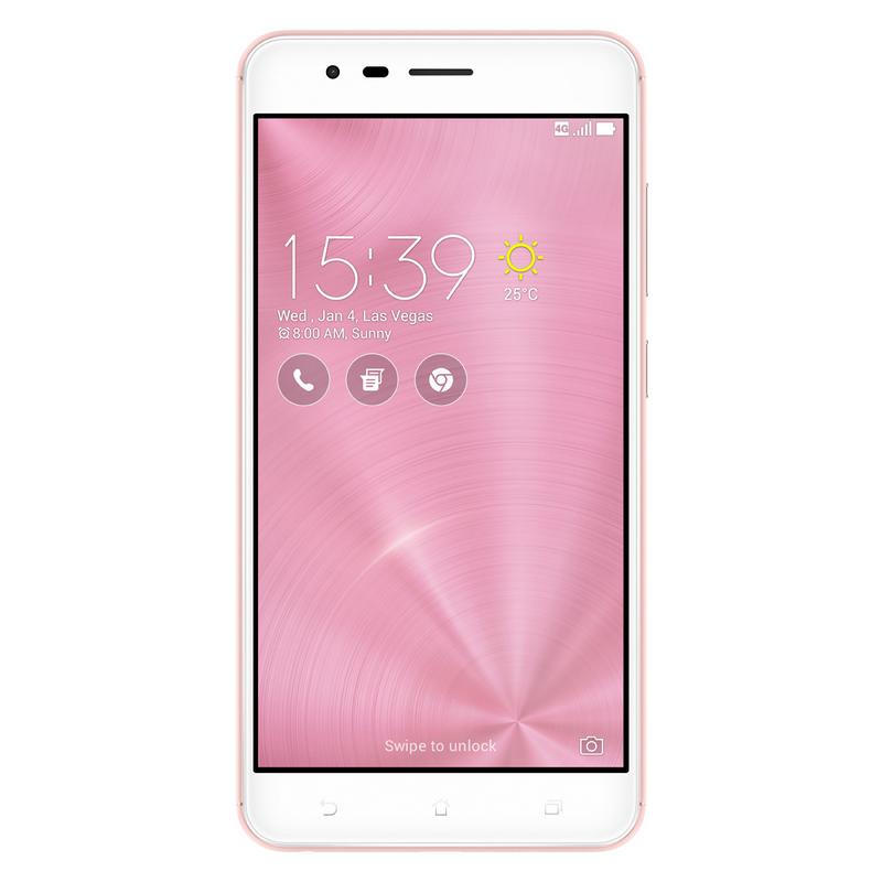 Asus Zenfone Zoom S ZE553KL Dual Sim 4GB 64GB 55 Rosa