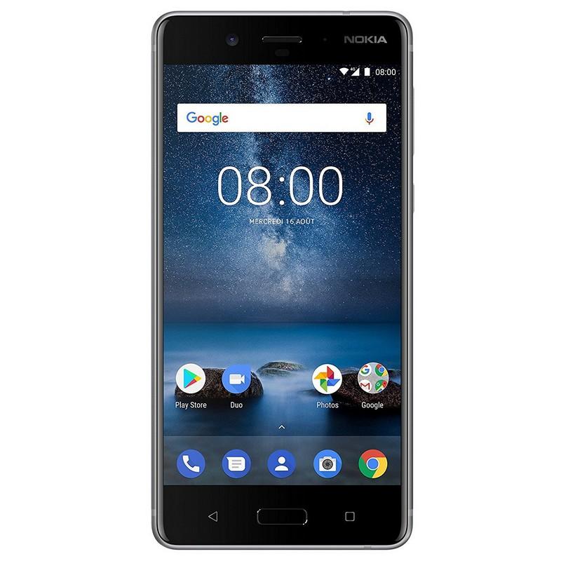 Nokia 8 Dual Sim Acero Libre