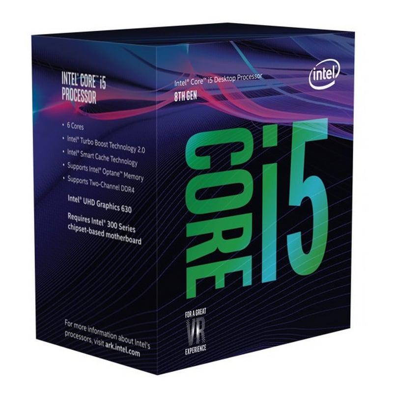 Intel Core i5 Serie 8400 | PcComponentes.com