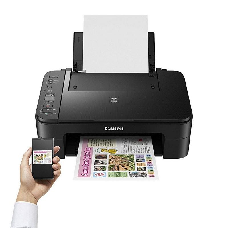 Canon Pixma Impresora Wifi multifunción barata