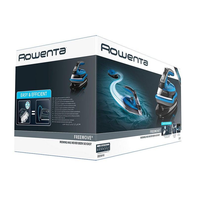 Rowenta Freemove DE5010D1 Plancha de Vapor sin Cable 2400W