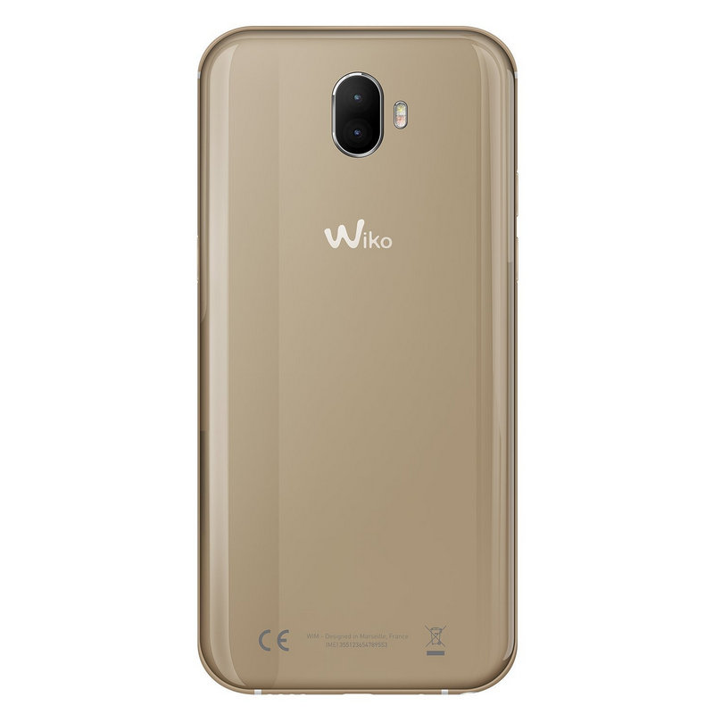wiko wim 4g 64gb dual sim dorado libre. Black Bedroom Furniture Sets. Home Design Ideas