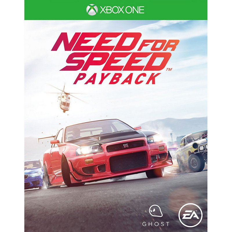 Namco-bandai Need For Speed Payback Xbox