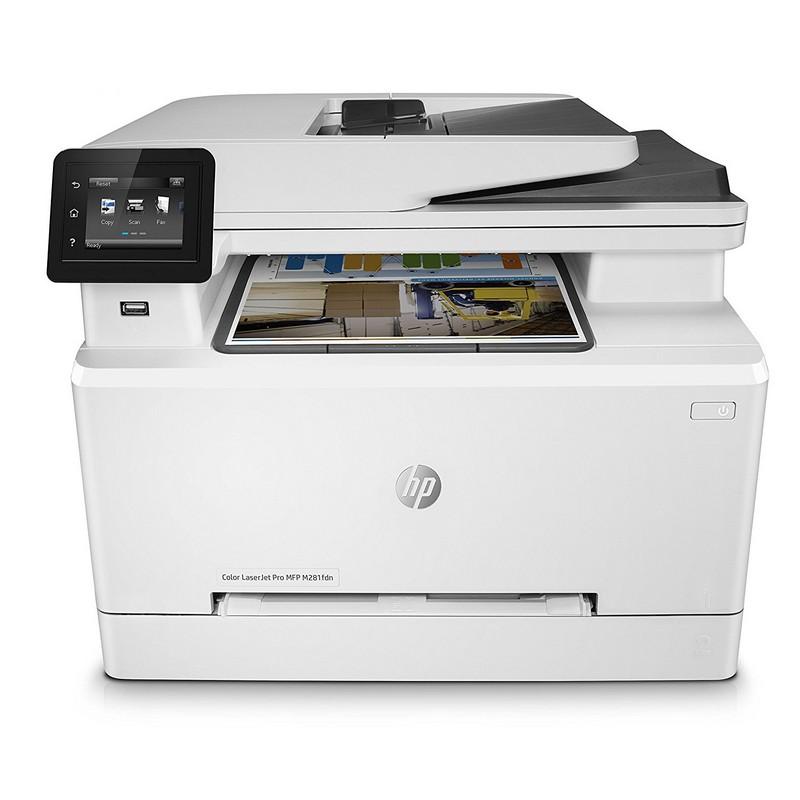 HP LaserJet Pro MFP M281fdn Multifunción Láser Color Dúplex